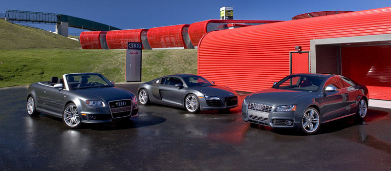 06audi driving experience
