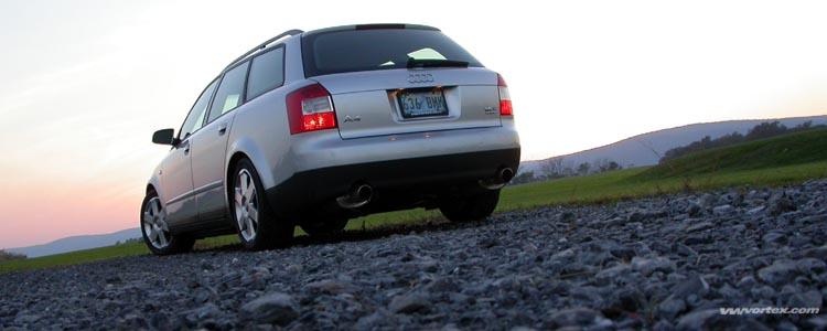 Project A4 Avant Audi Accessories Performance Exhaust Vwvortex