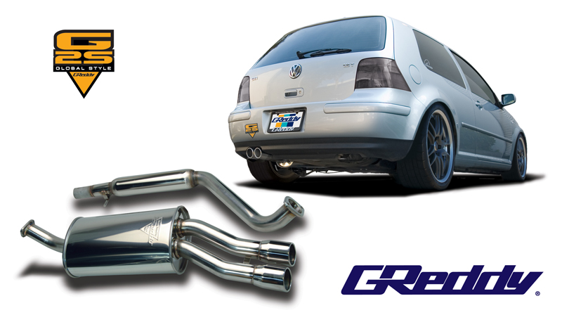 06gs2 exhaust