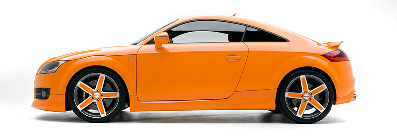 Hpa 565hp Audi Tt Named Best In Show At Sema Vwvortex