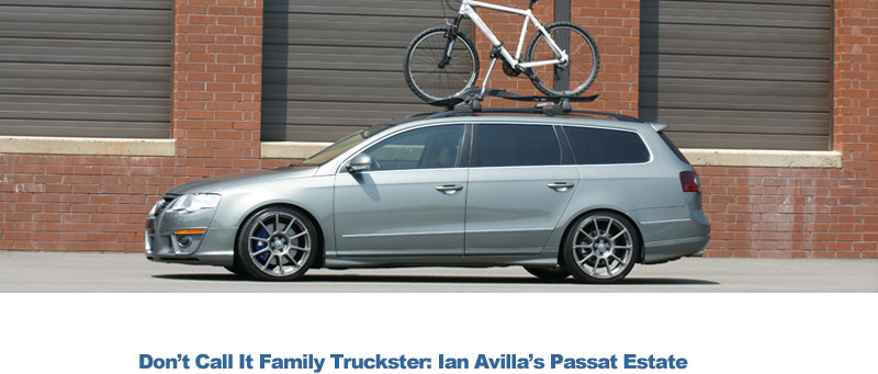 Don T Call It Family Truckster Ian Avilla S Passat Estate Vwvortex