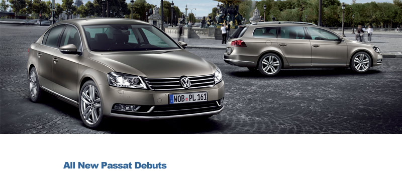 06new passat splash