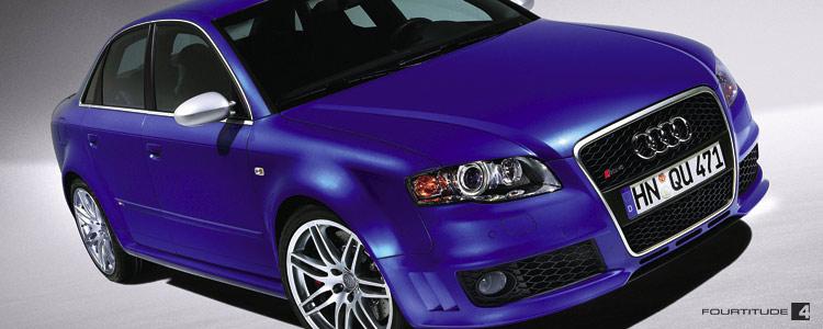 Audi RS Leadership Through Passion VWVortex - 2005 audi rs4