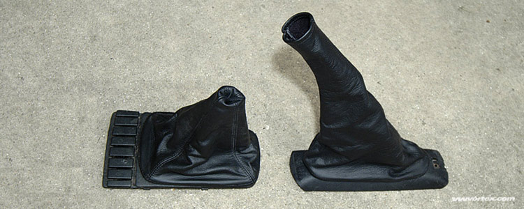 06shift boot header