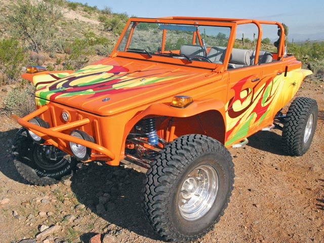 Find of the Day: 1974 Volkswagen Thing Dune Buggy - VWVortex