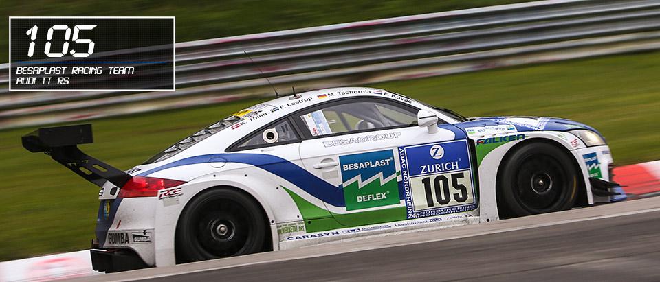 #105 Audi TT RS