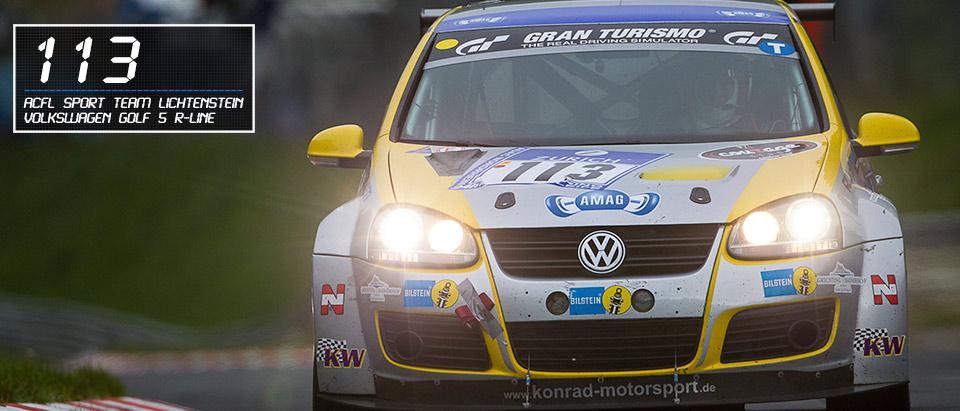 #113 Volkswagen Golf 5 R-line