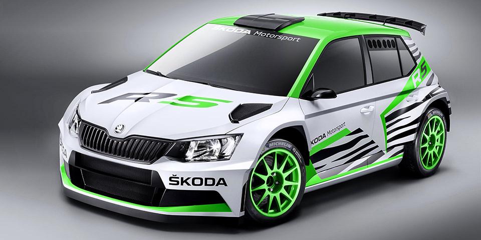 141126 SKODA Fabia R 5 Concept Car Essen 001 600x300