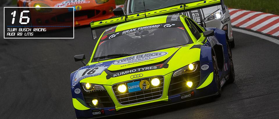 #16 Audi R8 LMS