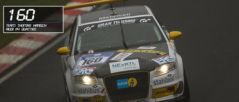 #160 Audi A4 quattro