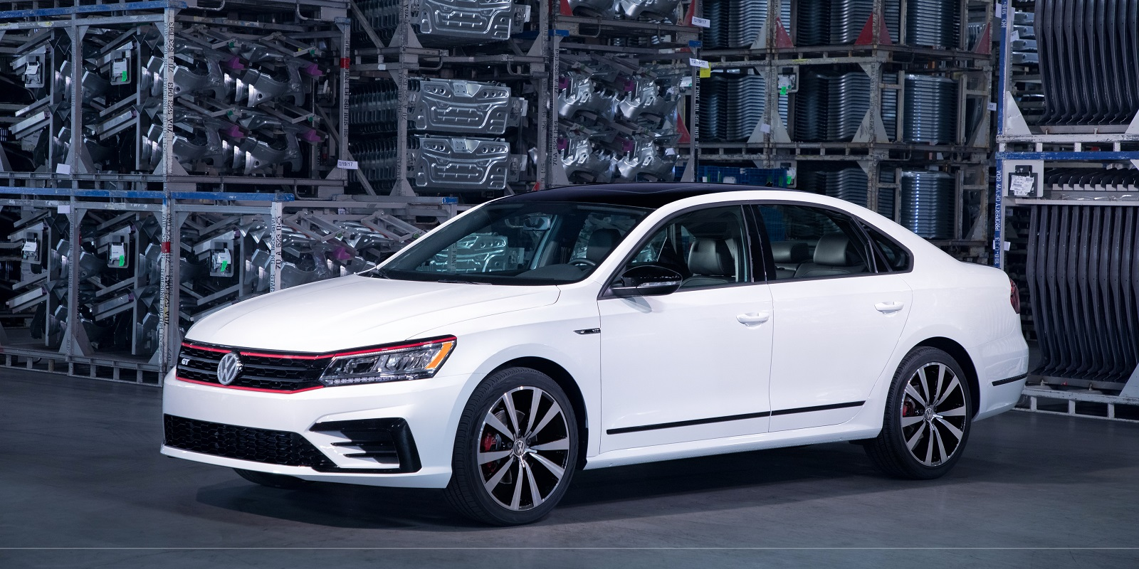 The 2019 Passat Won't be Offered with a V6