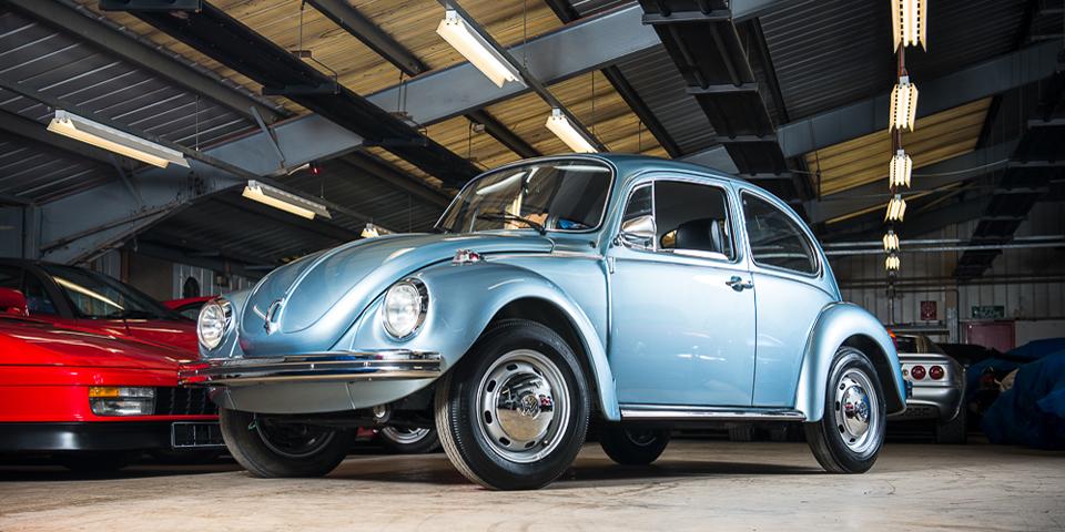 1974 Volkswagen Beetle HR