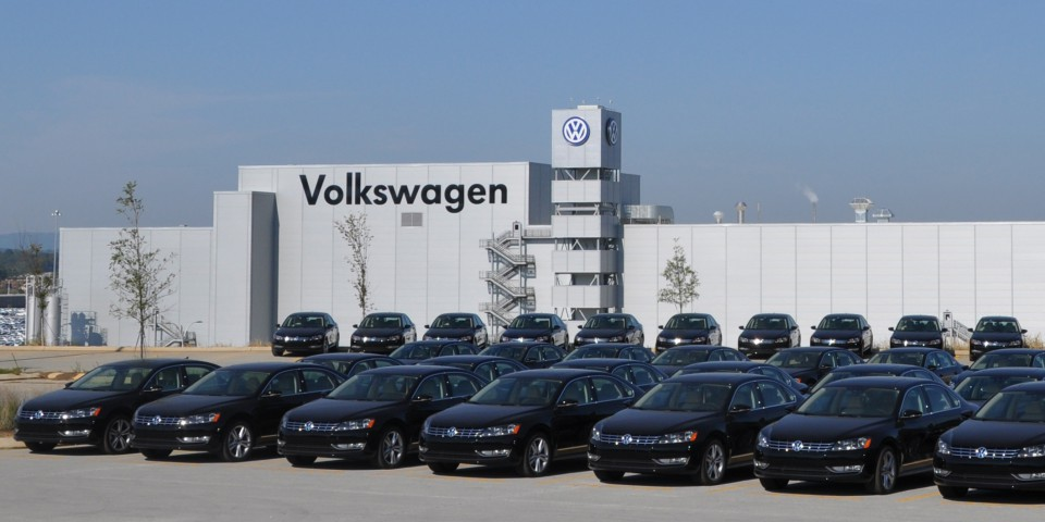 Vw Idling Tennessee Plant Over Slow Pat S