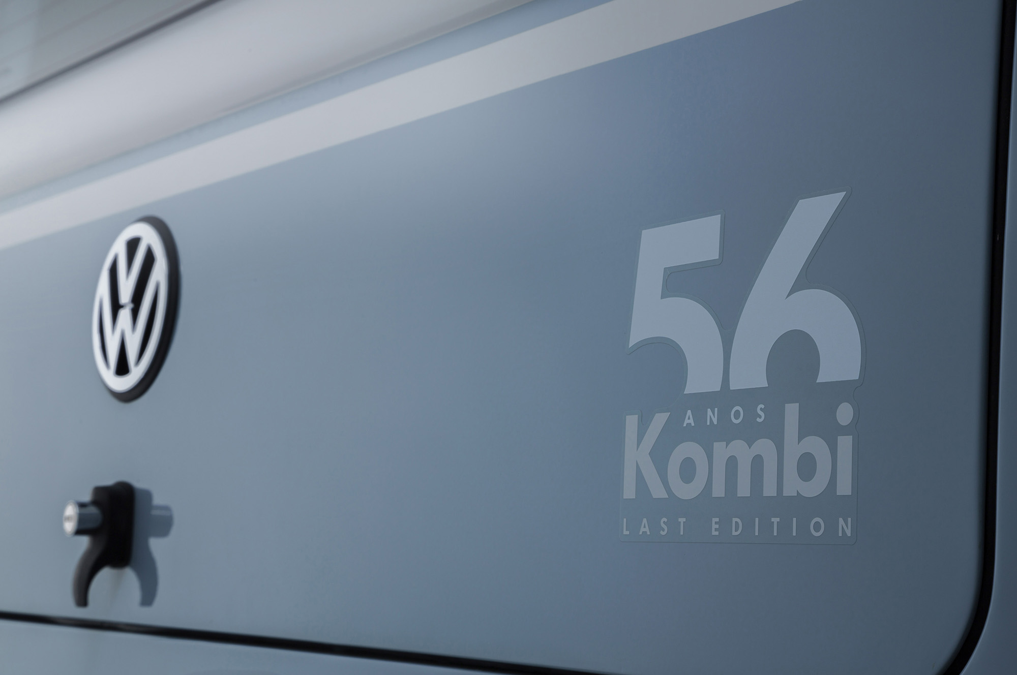 2013 Volkswagen Kombi Last Edition decal 110x60