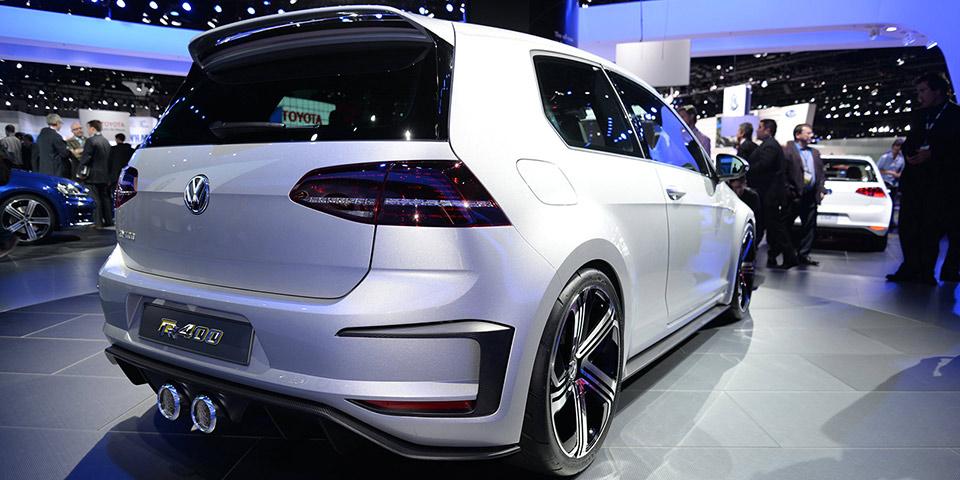2014 Los Angeles Auto Show Volkswagen VW 934 110x60