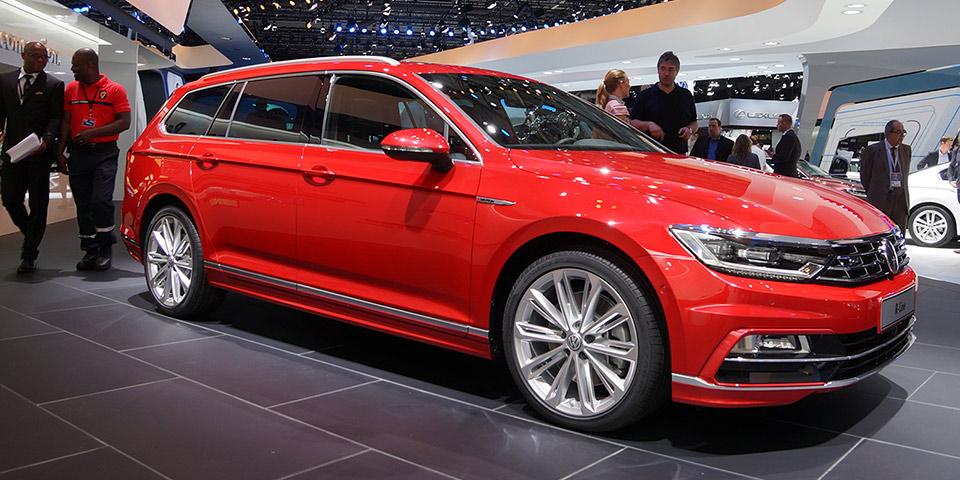 2014 Paris Motor Show VAG 3283 110x60