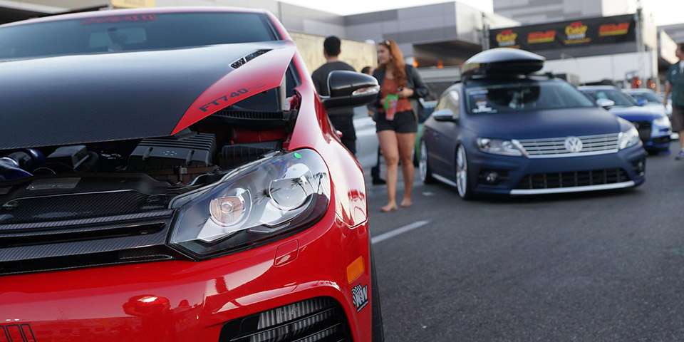 2014 SEMA Show Monday Volkswagen 617 600x300