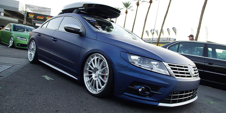2014 SEMA Show Monday Volkswagen 661 600x300