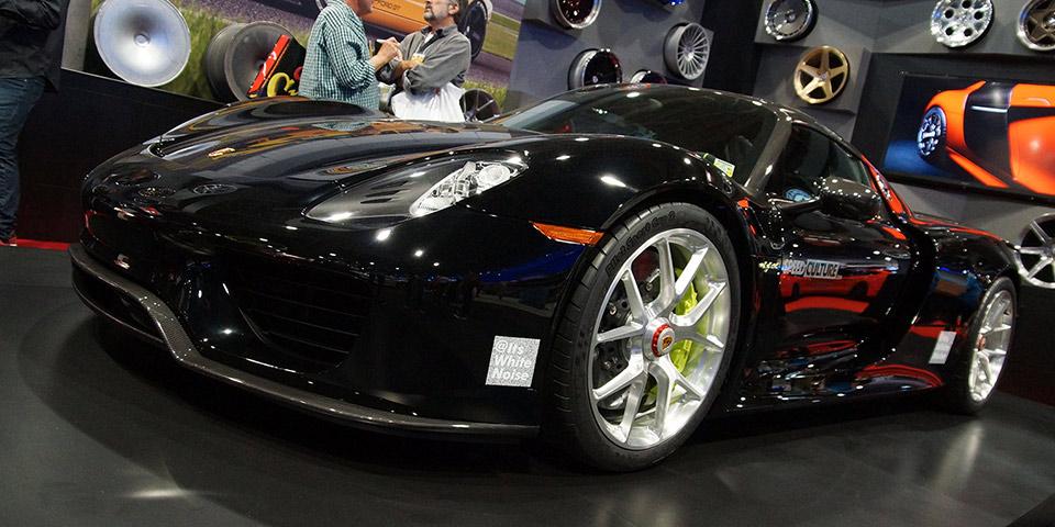 2014 SEMA Show Porsche 1108 110x60
