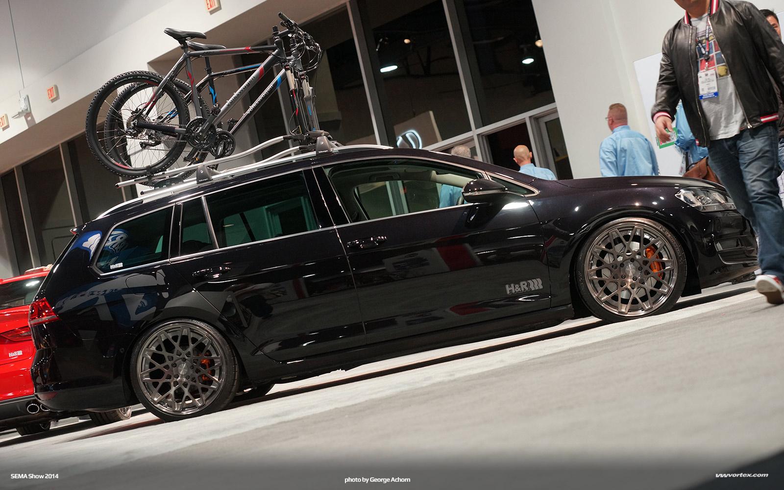 2014 SEMA Show VW 1162 110x60