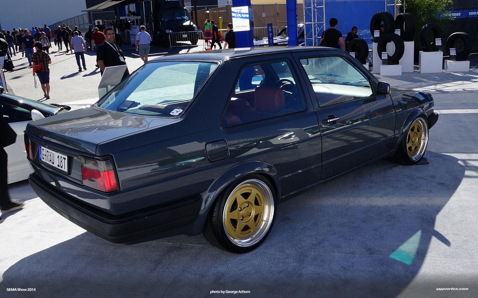 Sema 2014 Toyo Tires Jetta Mk2 Coupe Vw Vortex Volkswagen Forum