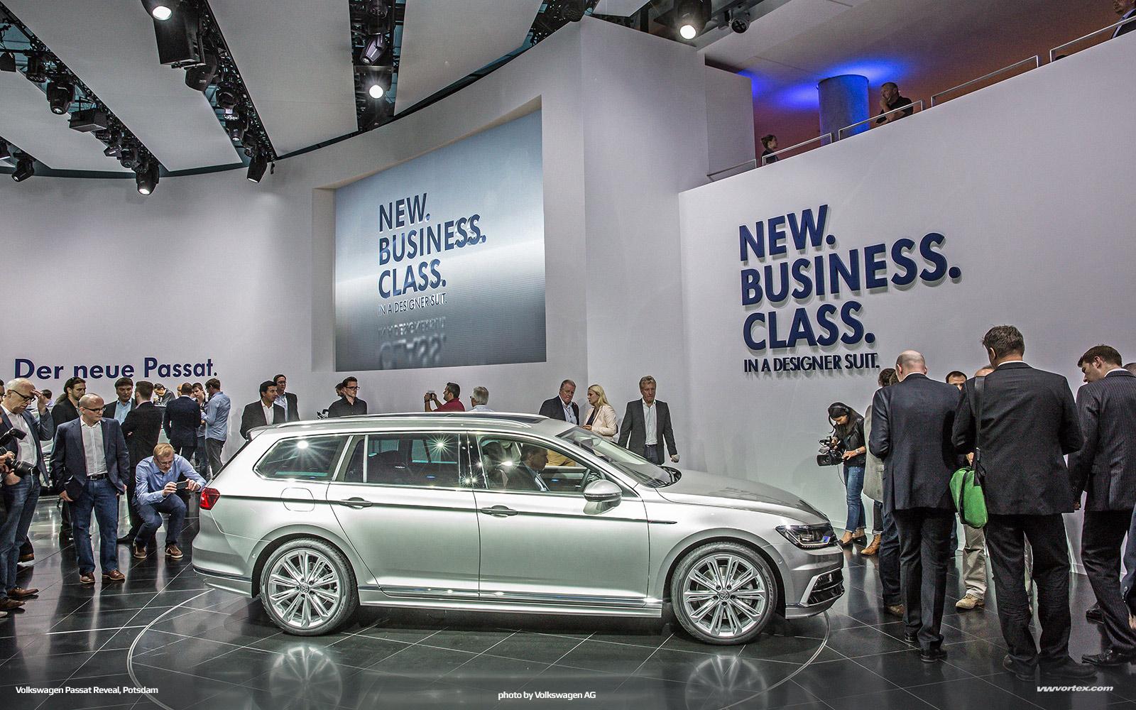 2014-Volkswagen-Passat-VIII-MQB-Reveal-Potsdam-667