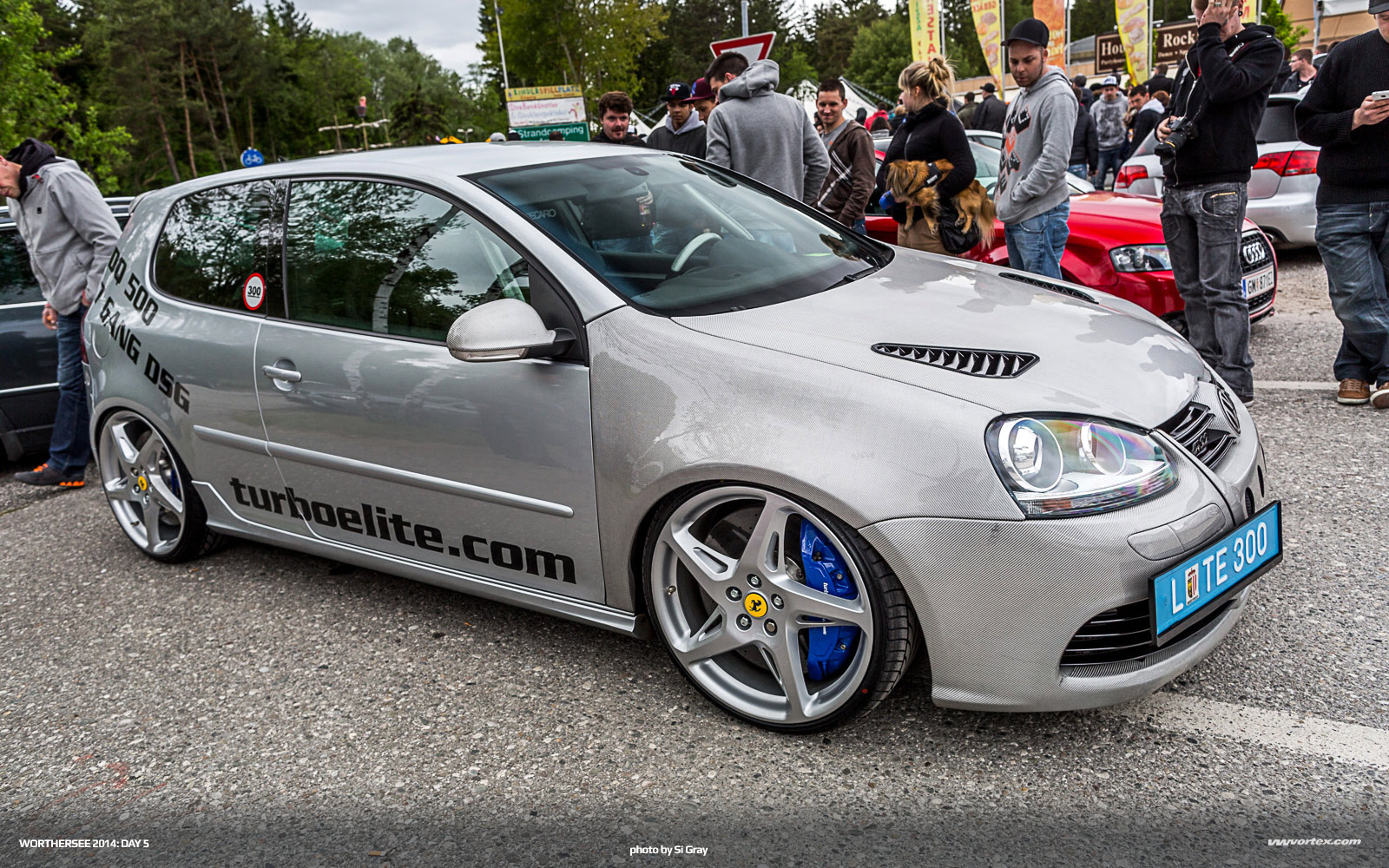 2014 Worthersee Day 5 Si Gray Audi 398 600x375