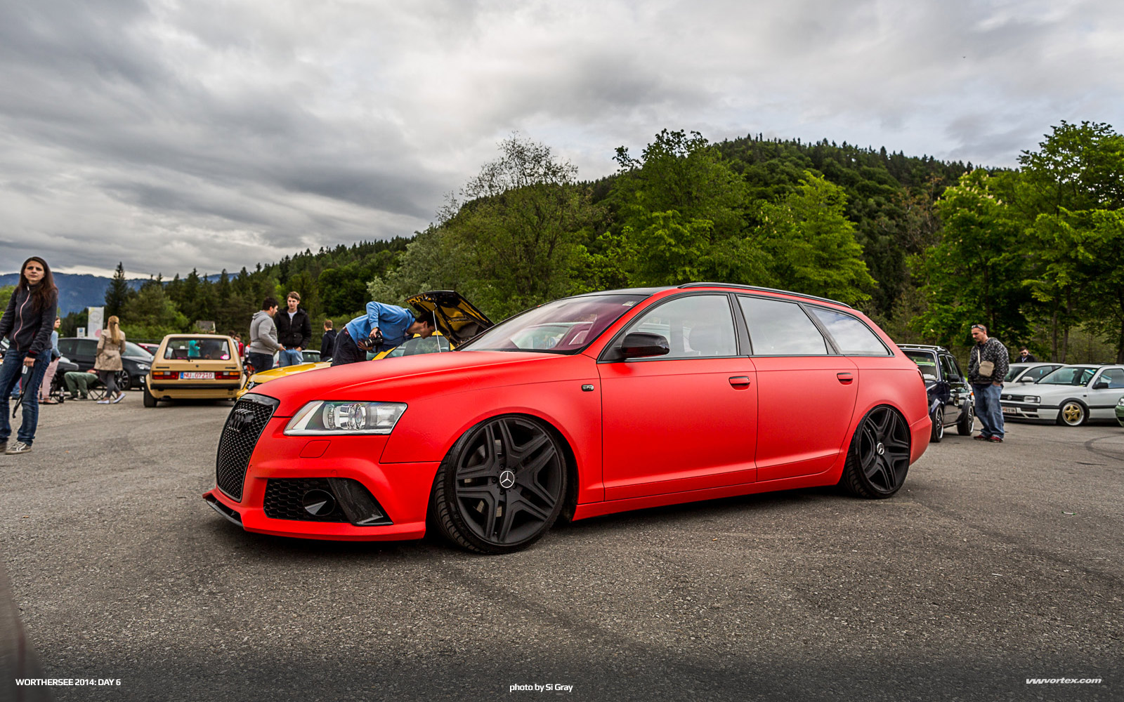 2014 Worthersee Day 5 Si Gray Audi 464 600x375