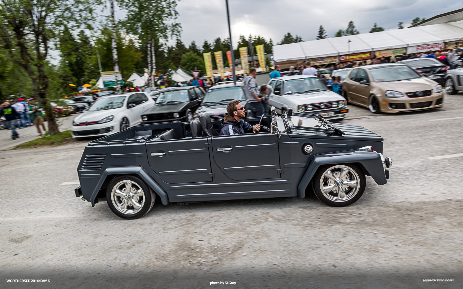 Worthersee 2014: Day 6 (photo: Si Gray)