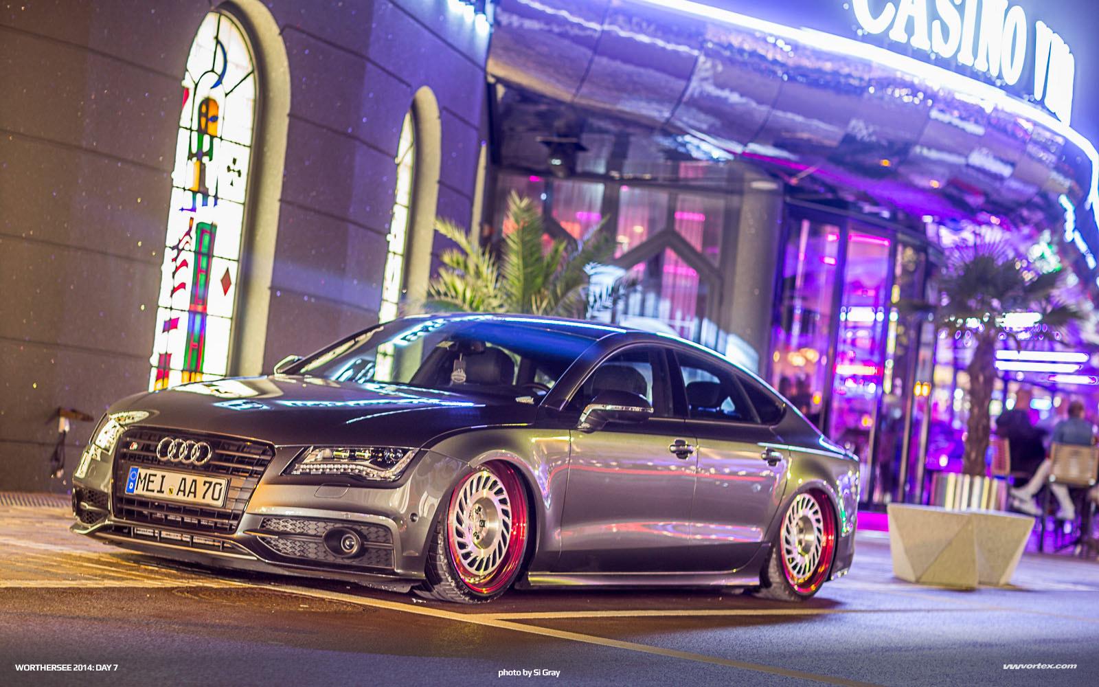 Audi Exclusive S3 Sedan In Nogaro Blue Lands In Texas