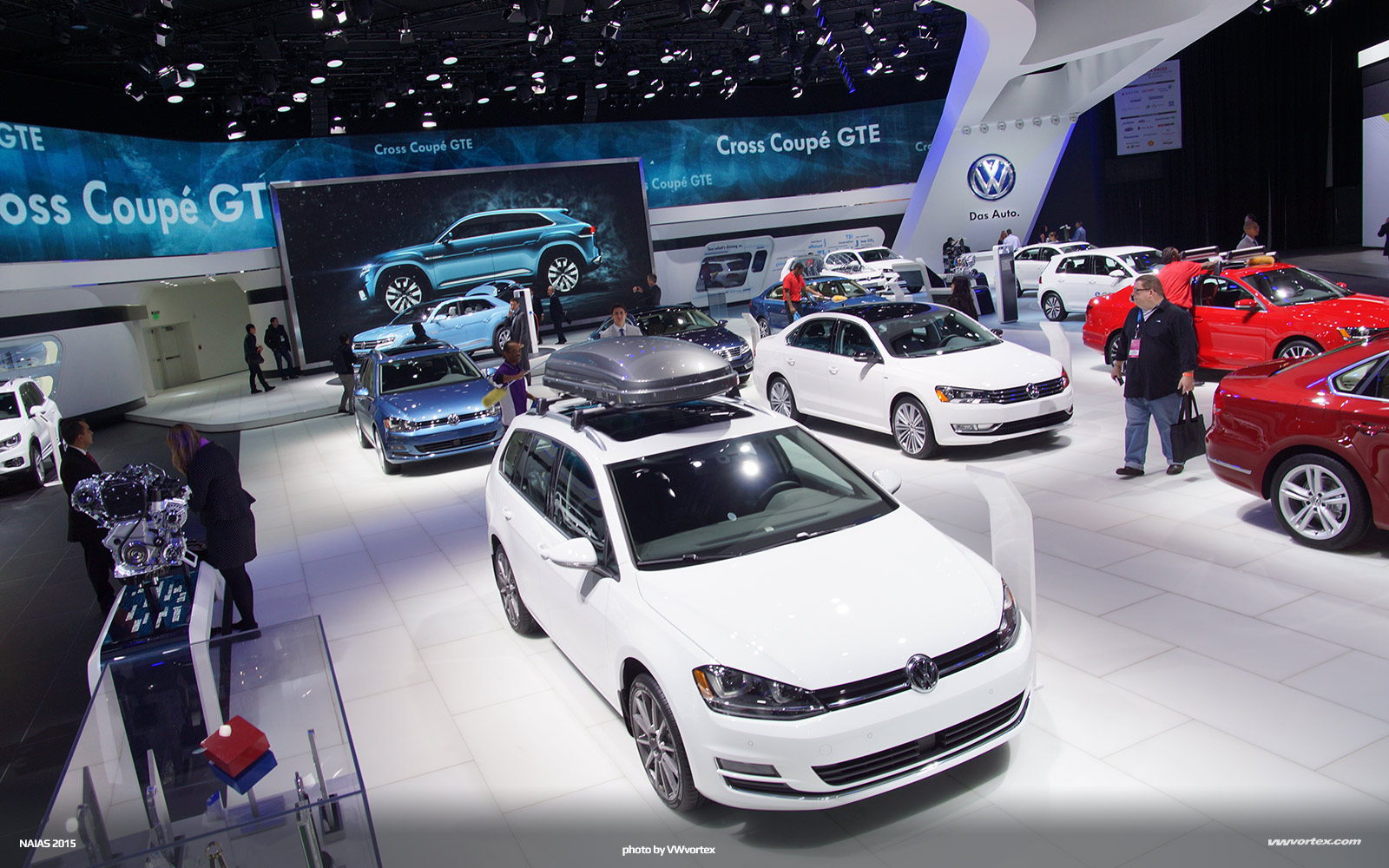 VW Boss Says Auto Shows Are Dead VWVortex - Vw car show this weekend