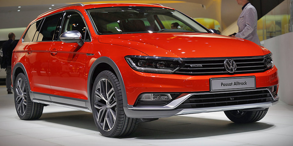 Stars of Geneva 2015: Volkswagen Passat Alltrack - VWVortex