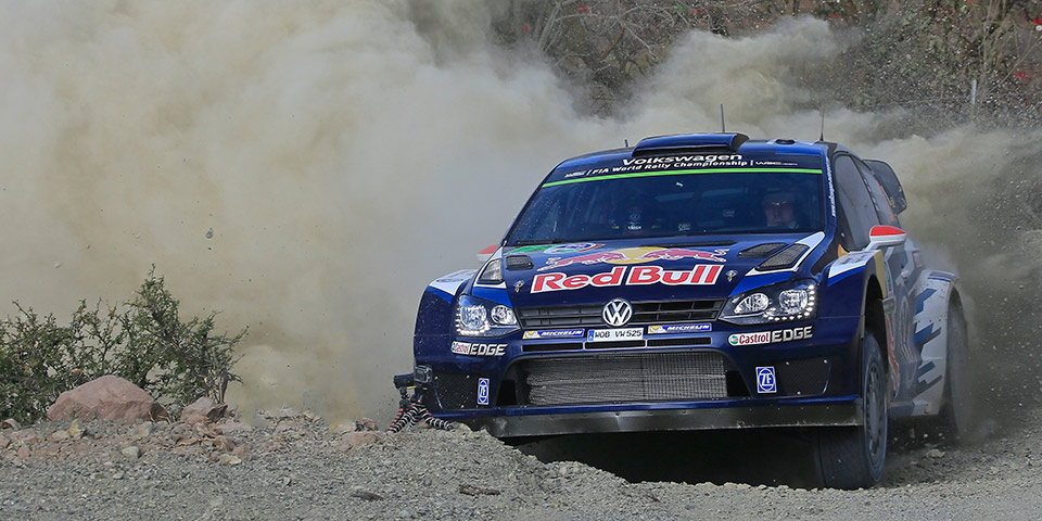 WRC: Volkswagen Motorsport Returns to Argentina - VWVortex
