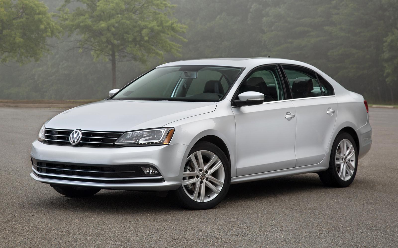 Volkswagen Jetta MY2015