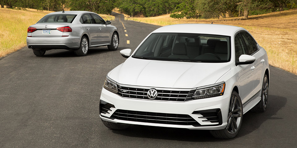 Volkswagen Of America >> Volkswagen Of America Unveils The 2016 Passat Vwvortex