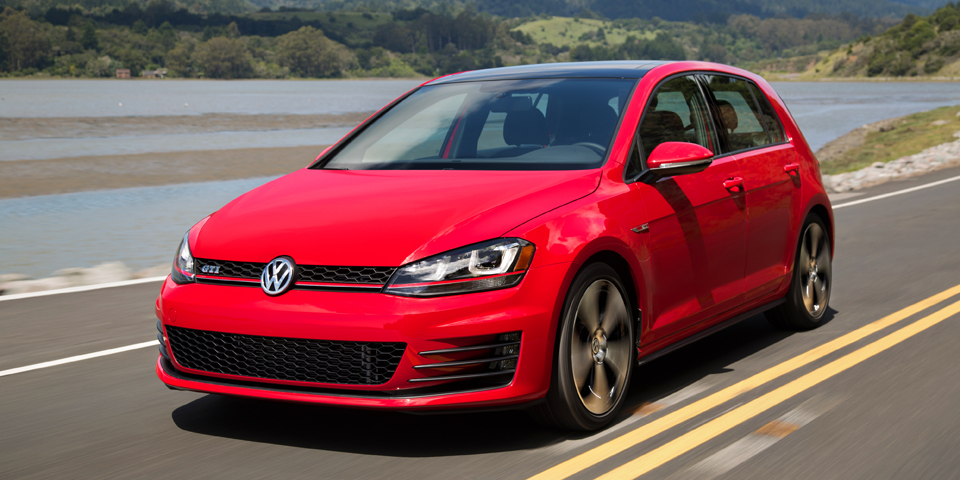 Volkswagen Of America Reveals 2017 Model Lineup