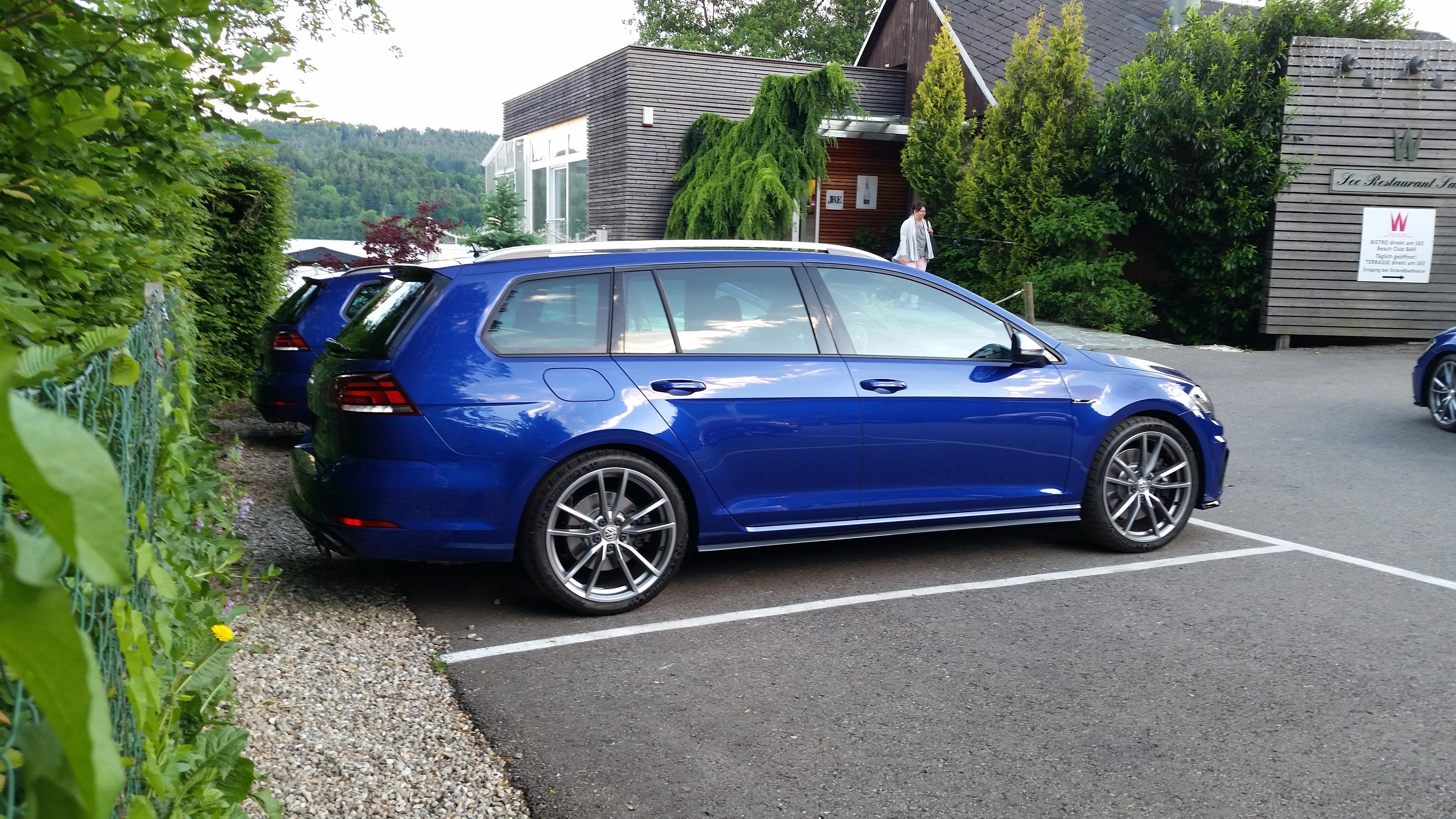Volkswagen Golf R Wagon