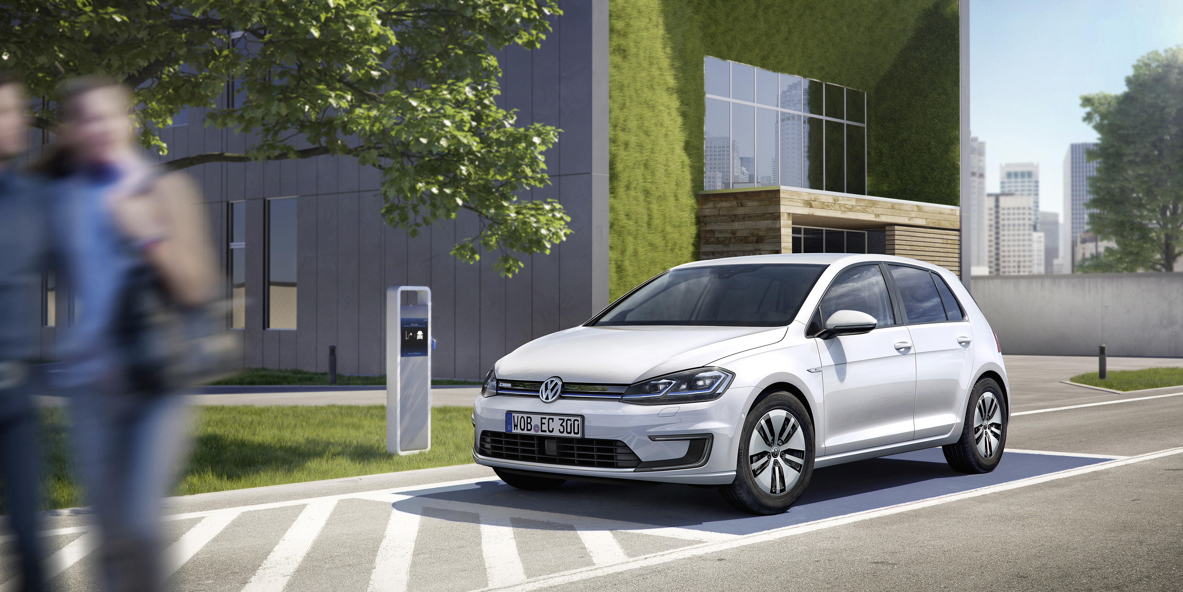 Vw Plan To Electrify America Includes 500 Charging Points Across