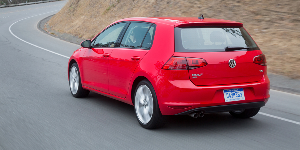 Volkswagen Golf production to leave Mexico in 2019