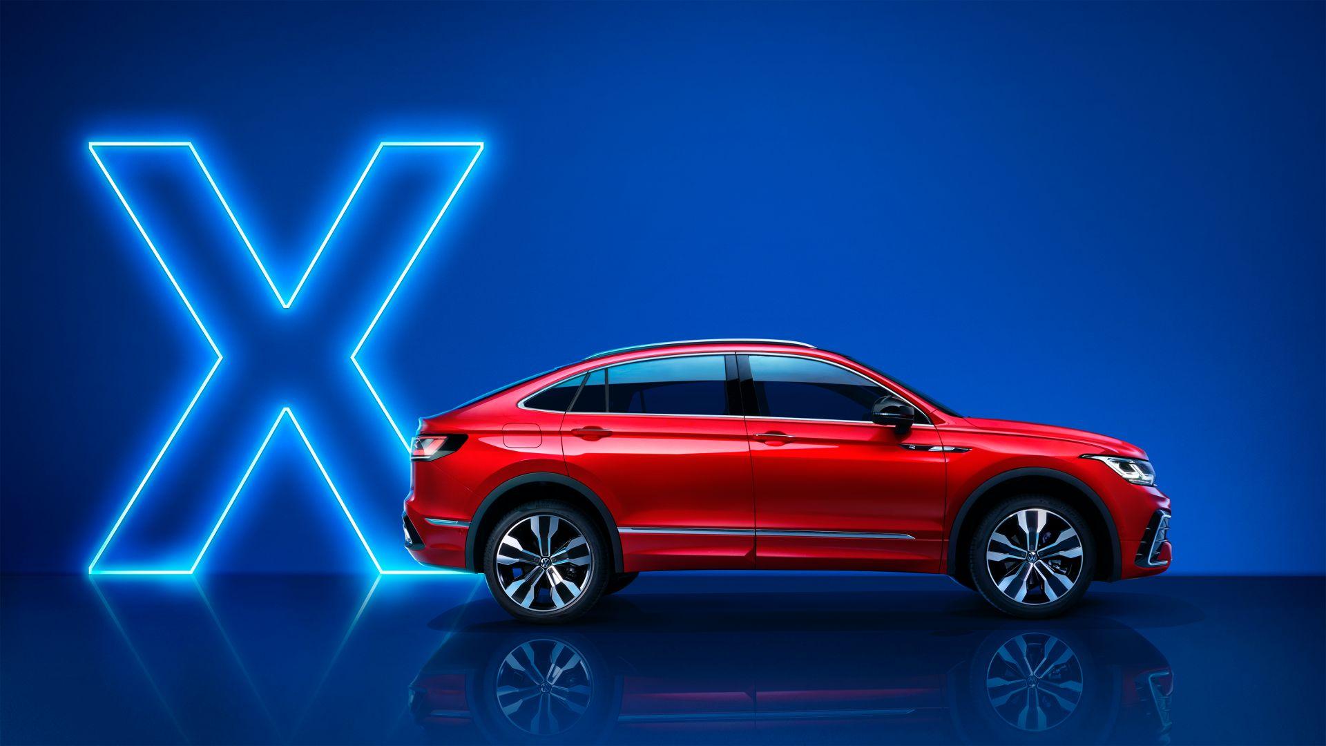A Look Into the Future? Volkswagen Reveals Tiguan X in ...