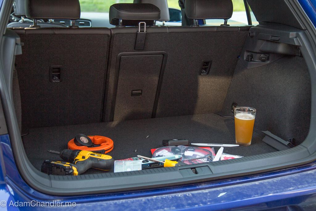 Volkswagen 2016 (MK7) Golf R  - Euro LED Taillights Install