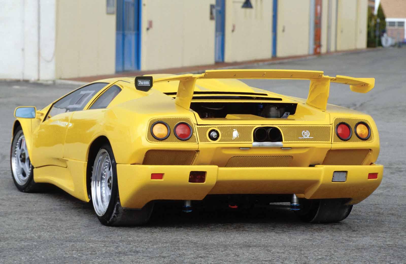 Model Rewind The Lamborghini Diablo Se30 Jota