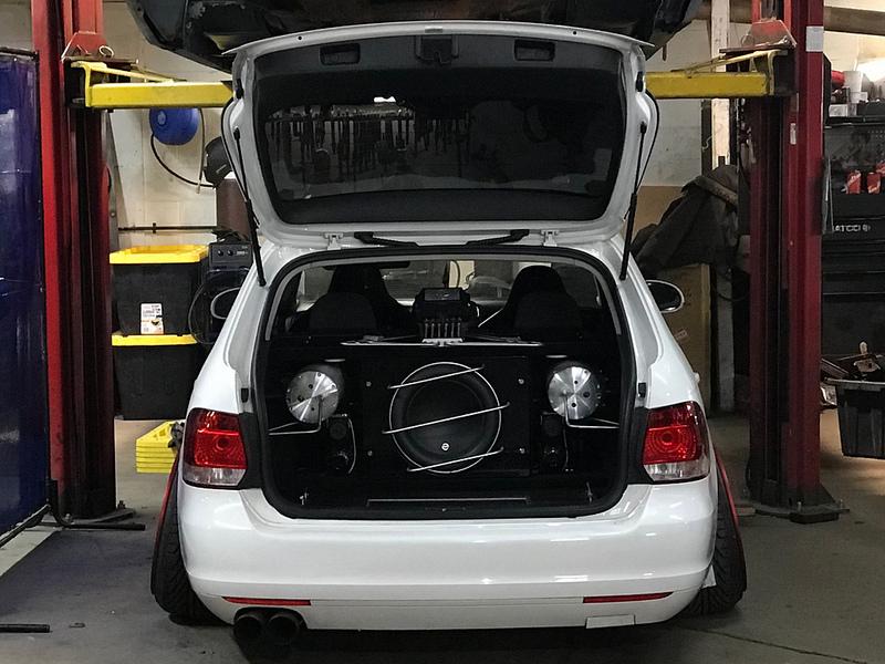 Audi Q5 FS OEM SQ5 Carbon Fiber Interior Trim Set