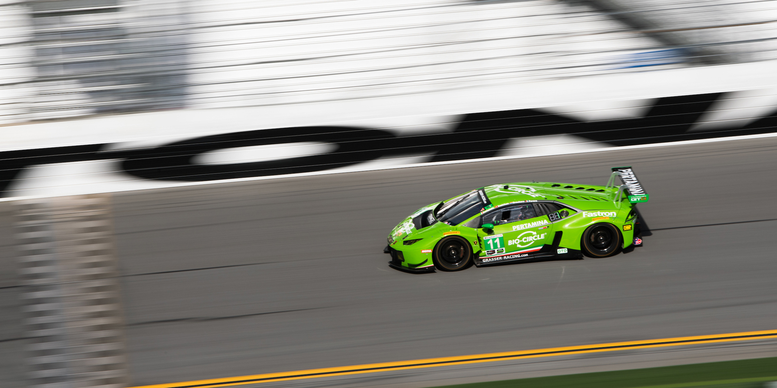 Lamborghini Earns First Ever 24 Hour Win At Daytona