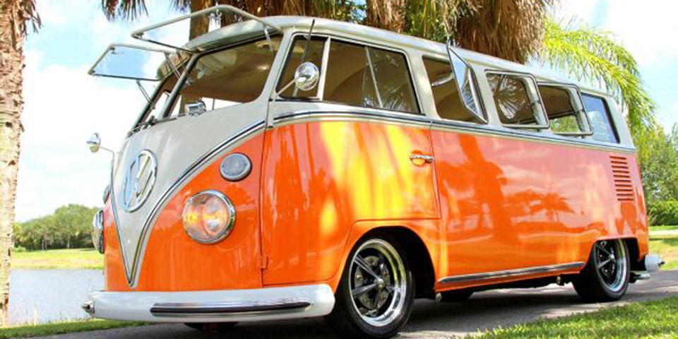 Find Of The Day 1967 9 Passenger Volkswagen Bus Vwvortex