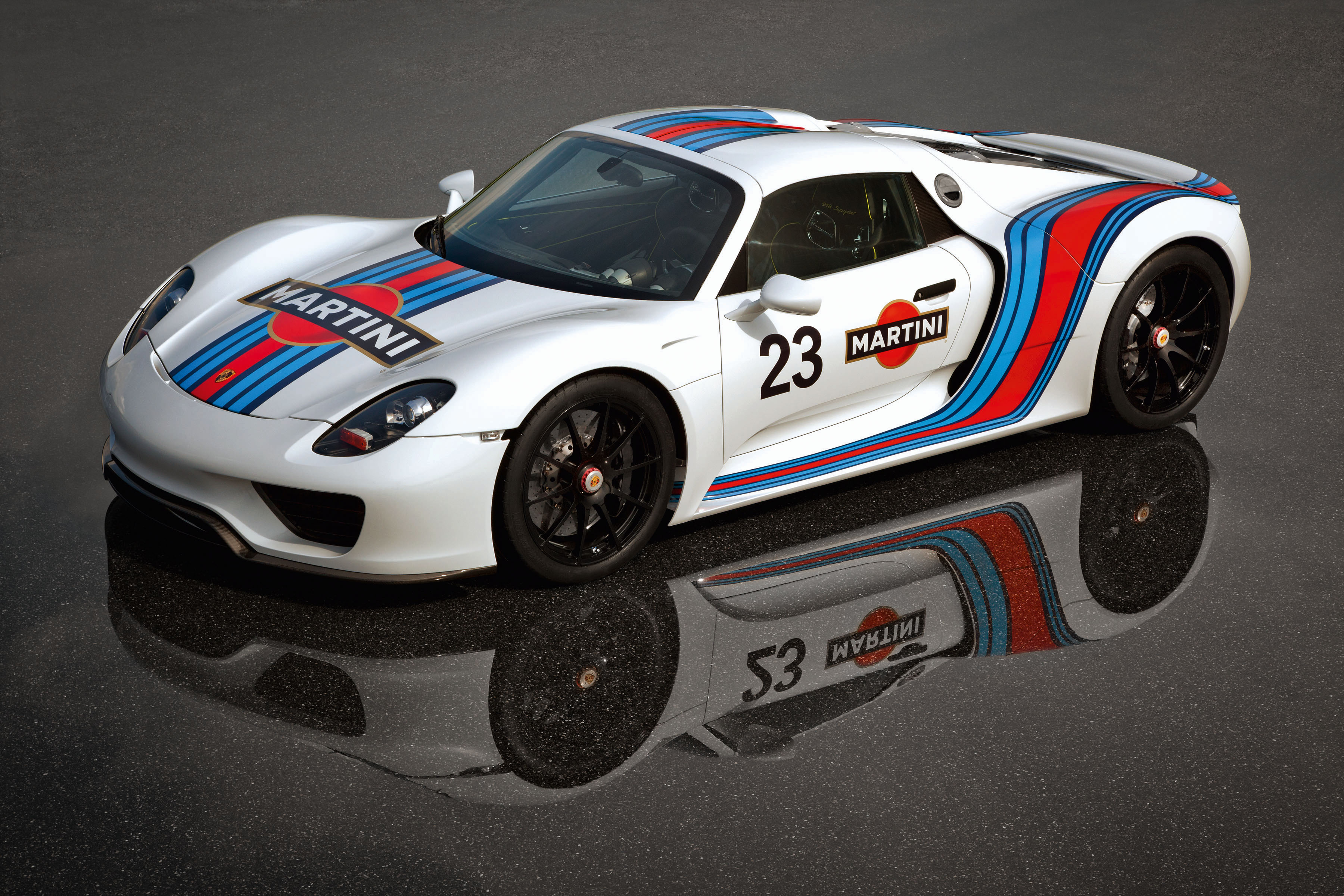918 Martini front angle 2