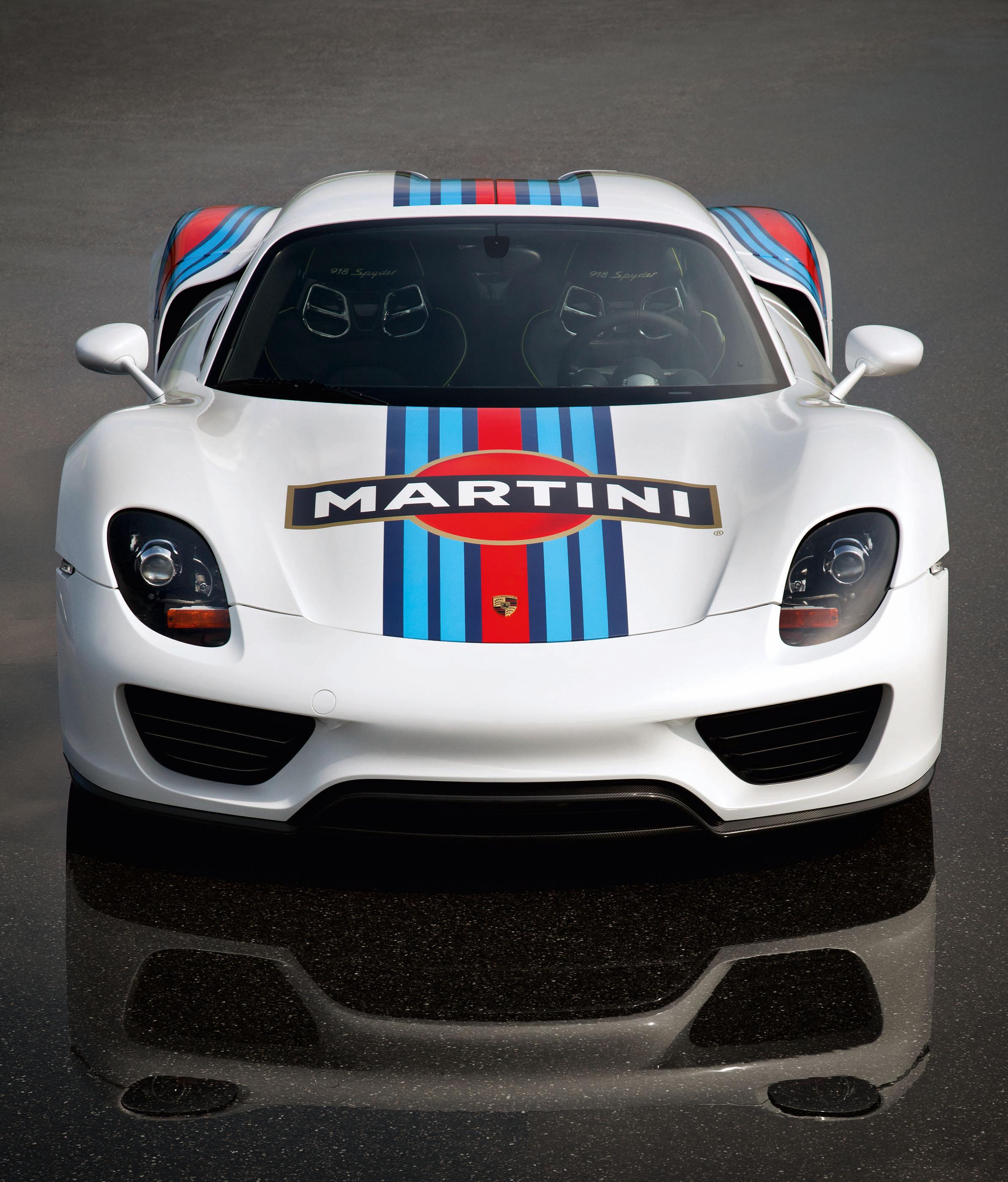 918 Martini front