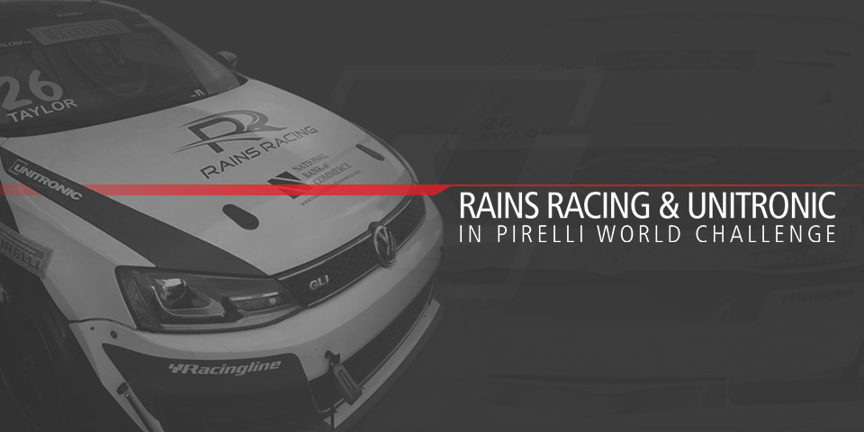 960x480 Rains Racing Unitronic Pirelli World Challenge 600x300