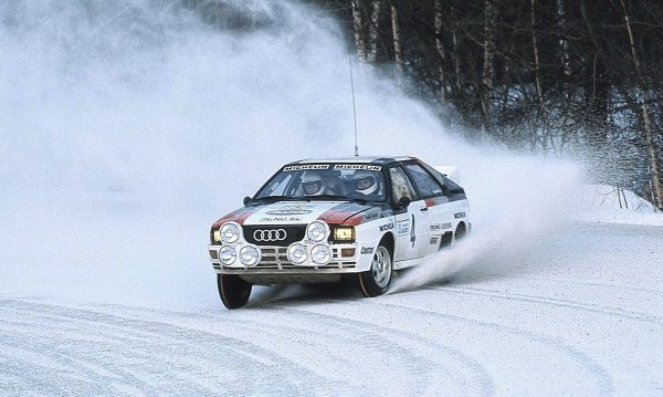 Audi's Quattro Ultra-Technology: A Fancy Way to Say Electronic