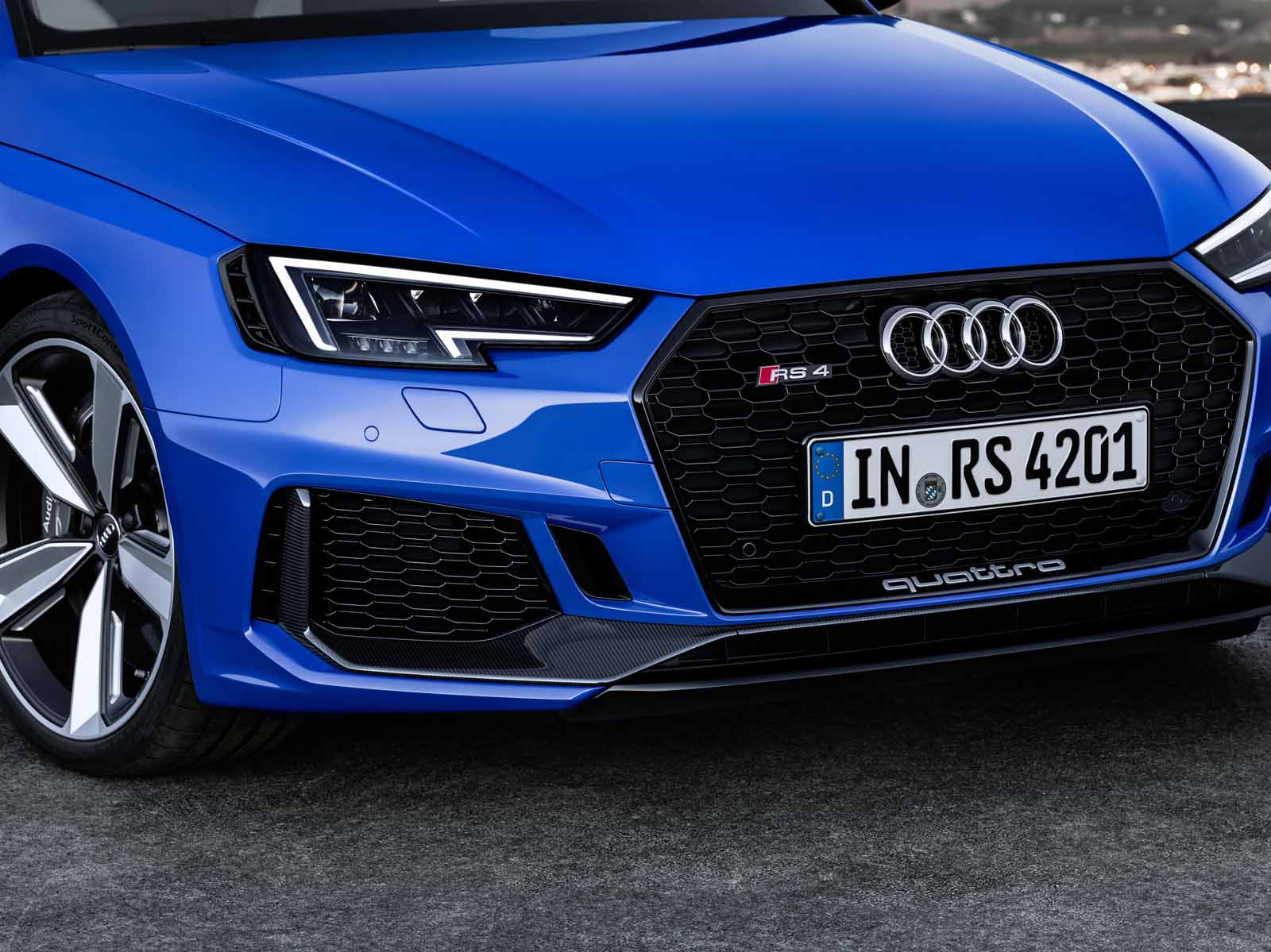 audi rs4 avant b8 type 8k red 012 110x60 photo